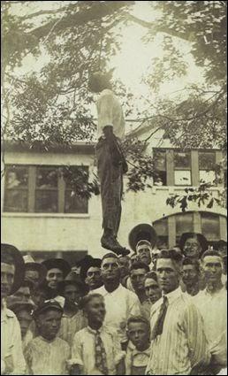 Lynching of Lige Daniels