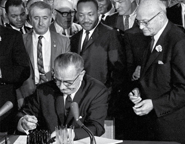 Lyndon_Johnson_Voting_Rights_Act