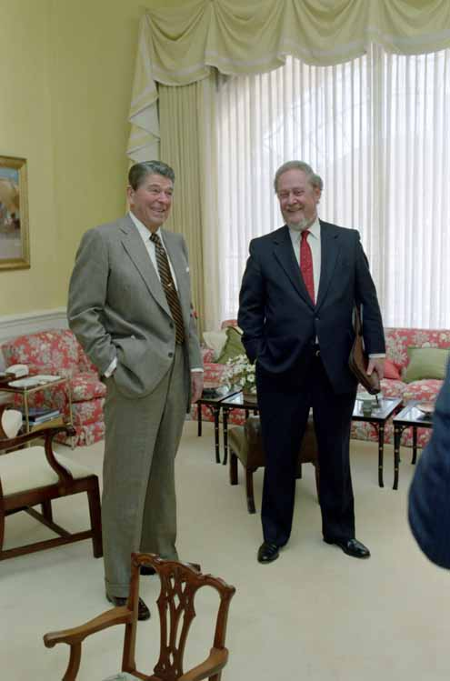 Reagan_with_Robert_Bork_1987