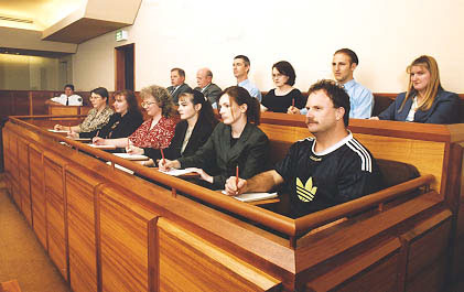 White Jury